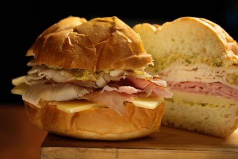 Cubanesque Sandwich   nomnomnom   Pinterest