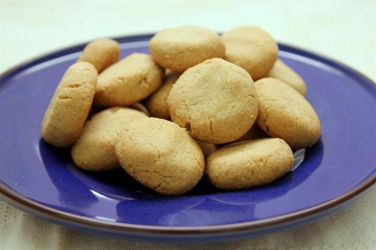 עוגיות טחינה ושקדים (tahini & almond)מהירות ...