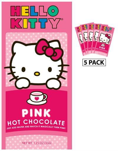 For hello kitty fans!