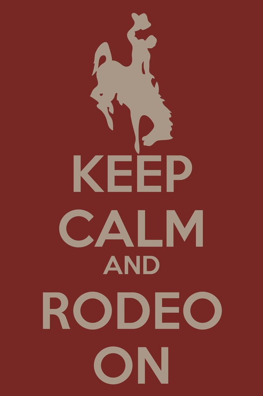 Rodeo [Poster from rusticrenewal.com]