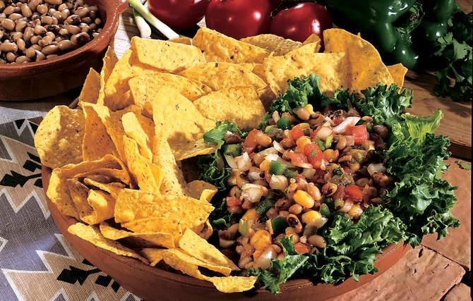 Black-Eyed Pea Salsa | Sauces, Dressings, Dips, Mixes, and Spreads ...