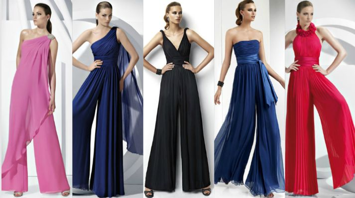 Jumpsuits For Bridesmaids Something Different Wedding Ideas Pinterest