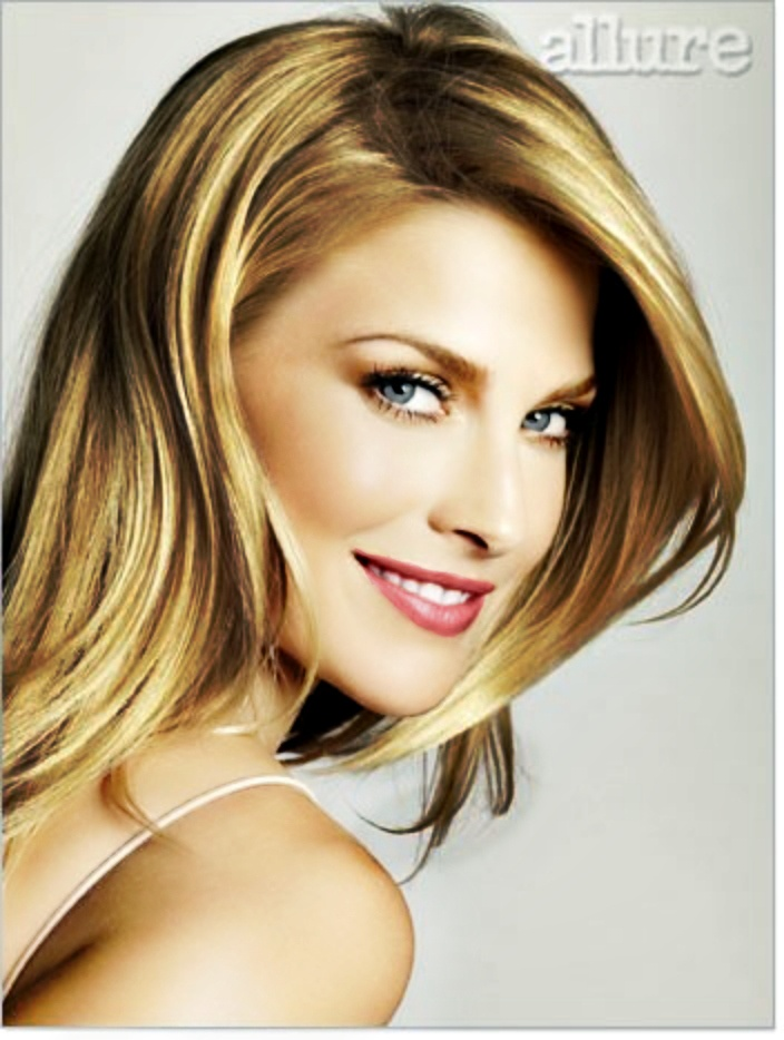 Ali larter love her hair a hint of flawless pinterest