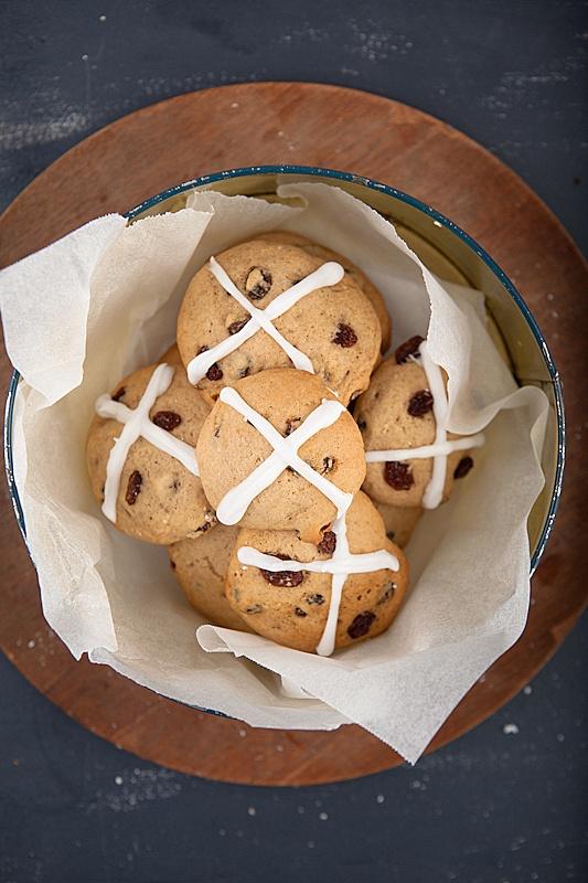 Hot Cross Biscuits Recipes — Dishmaps