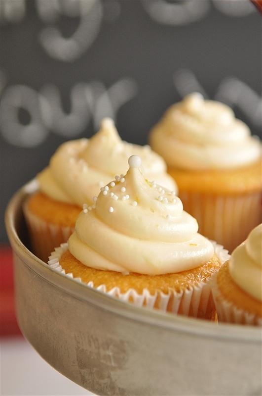 Orange Creamsicle Cupcakes | Recipe