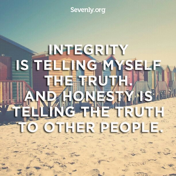 honesty and ethics The original meaning of honesty had more to do with honor than truthfulness, although the two are naturally linked the trait of honesty has been prized for centuries, and shakespeare once wrote, honesty is the best policy if i lose mine honor, i lose myself.