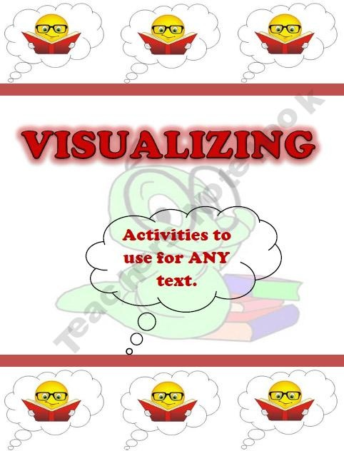 Visualizing Package - Activities to Use with ANY Text