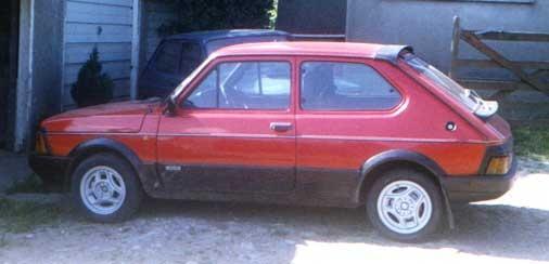 Fiat 127 1300 gt fantasy garage pinterest for Garage fiat englos horaires