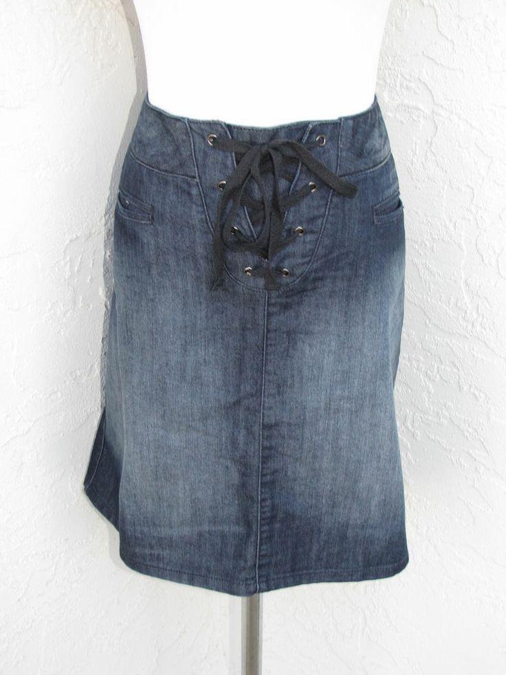 torrid plus size 24 blue denim corset front jean