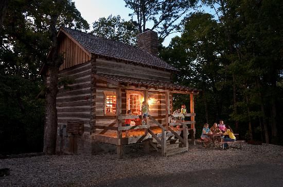 Silver dollar city campground cabin ozarks my kind of for Cabins near silver dollar city