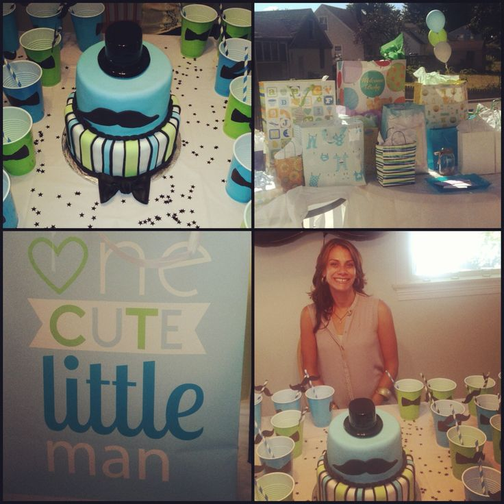 little man baby shower theme megan 39 s baby shower pinterest