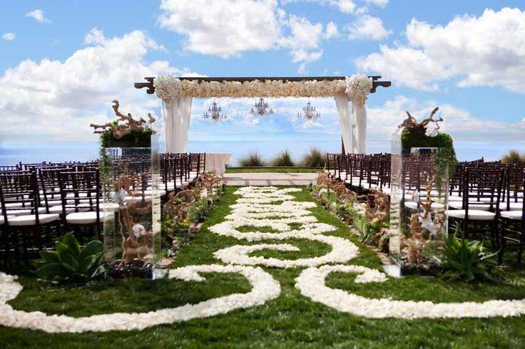 Terranea Resort ceremony location
