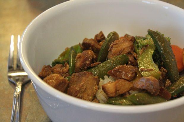 Crock-Pot Teriyaki Chicken Recipe