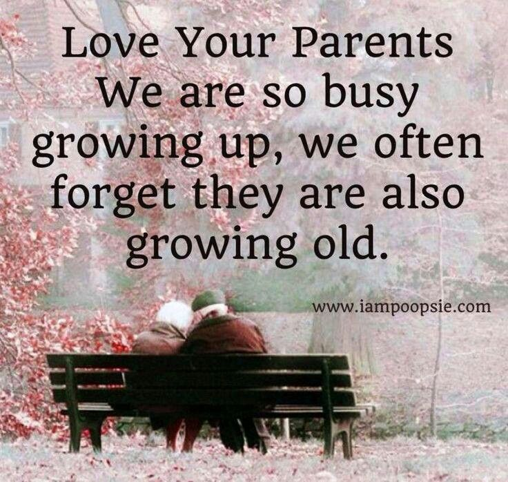 Parents Love Quotes : Love your parents quotes I love Pinterest