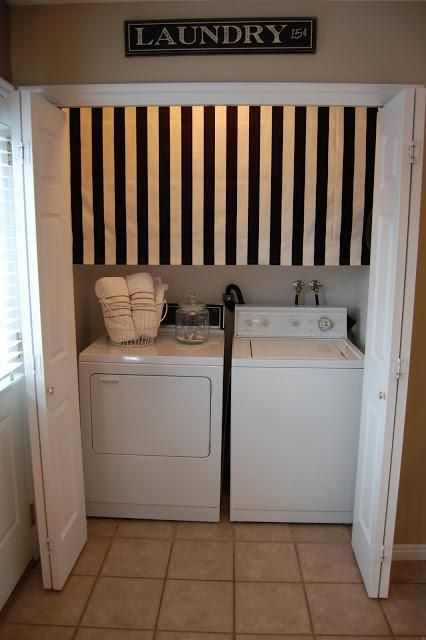 Pin By Tina Harris On Laundry Rooms Don 39 T Have To Be Ugly Pinterest