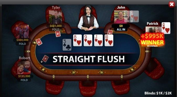 who wins straight flush vs straight flush
