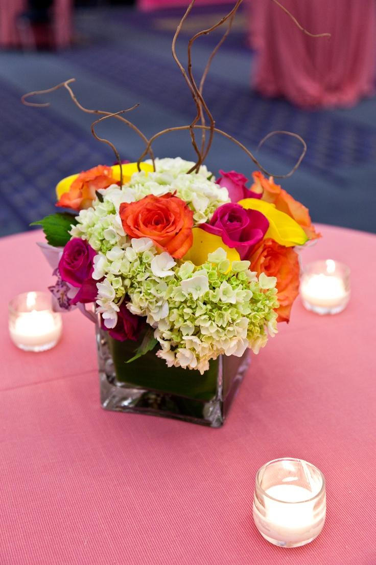 Spring Flower Arrangement By Safeway Rome Events Pinterest