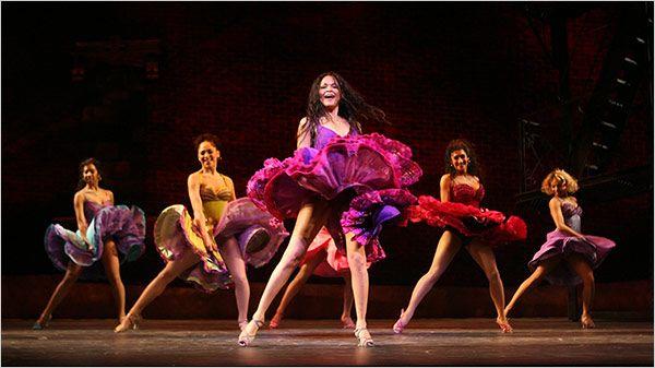 Karen Oliva as Anita in West Side Story. Karen also was in the ...