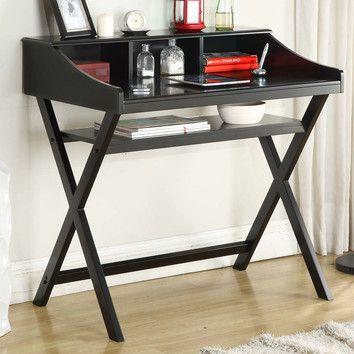 elegant writing desk