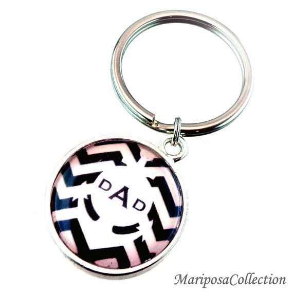 fathers day keychain craft