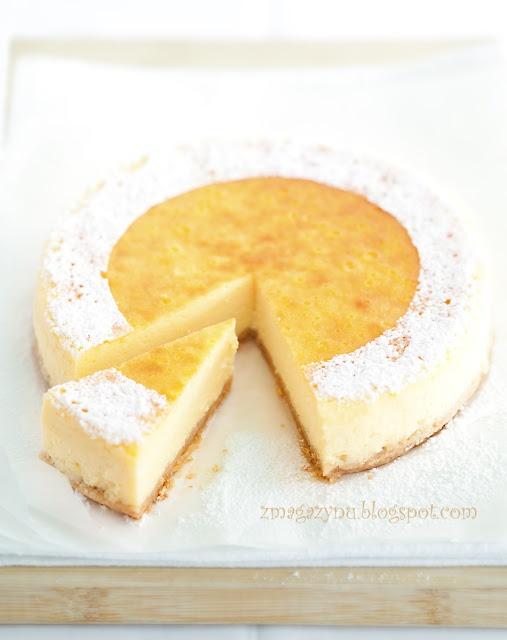 Lemon cheesecake with mascarpone | Favorite Recipes | Pinterest