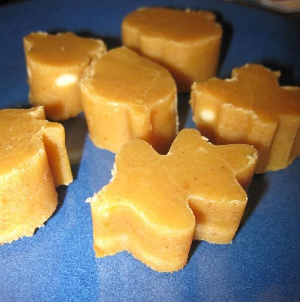 Pumpkin Fudge | Candy, Nuts & Snacks | Pinterest