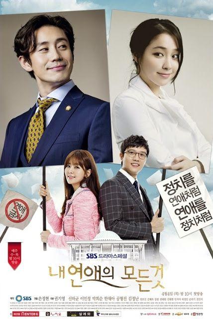 Câu Chuyện Tình Tôi _ Hai Mảnh Tình (16 Eps HDTV) - KOREA - USLT