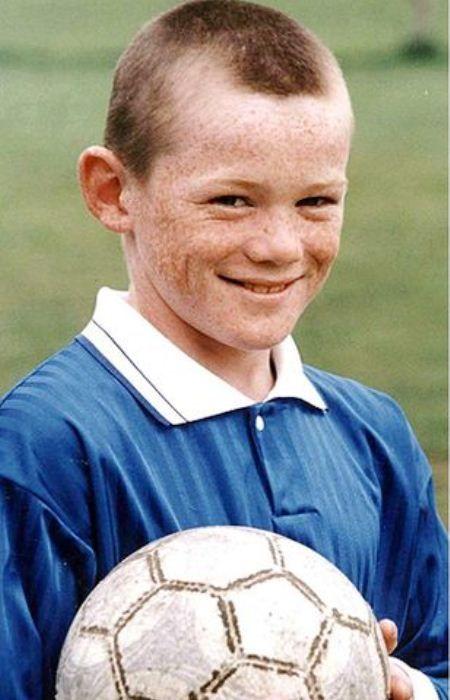 Wayne Rooney Life