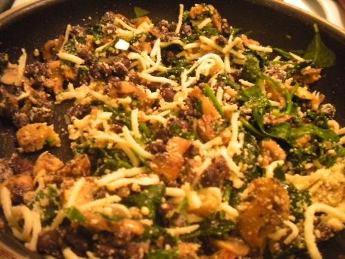 Spinach-Mushroom Quesadillas | Be Healthy | Pinterest