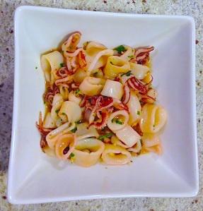 Sauteed Calamari With Parsley And Garlic Recipes — Dishmaps