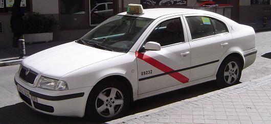 Madrid Taxi's | RentTheSun
