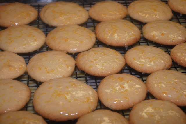 GLAZED CITRUS COOKIES | COOKIES | Pinterest