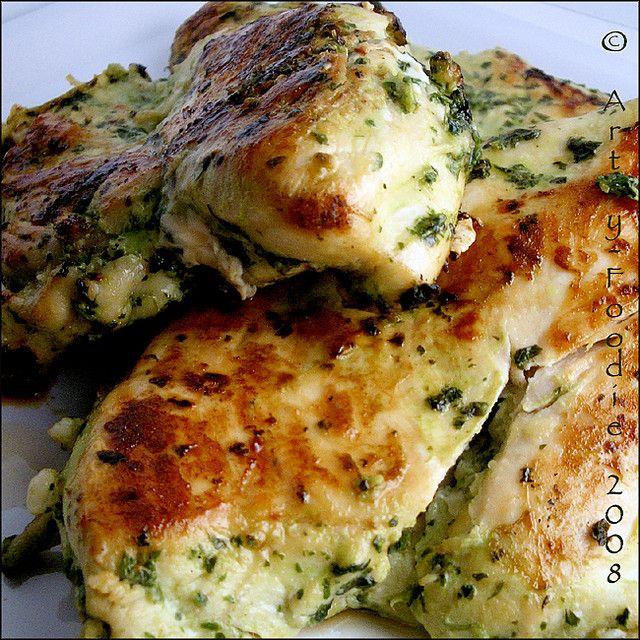 Cilantro Thai Chicken by Artsy-Foodie