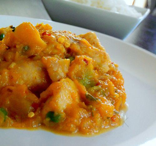 Pork And Pumpkin Stew Recipe — Dishmaps