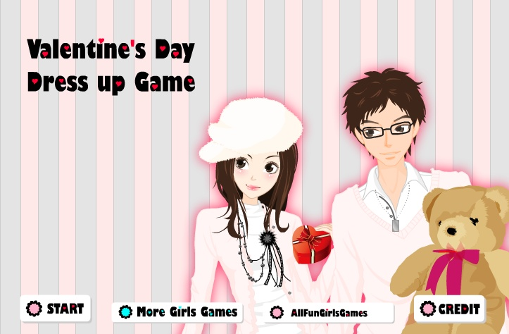 valentine's day date game