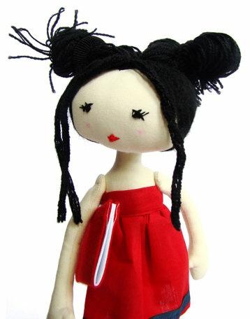 meskokeshi doll - Knuffels à la carte blog