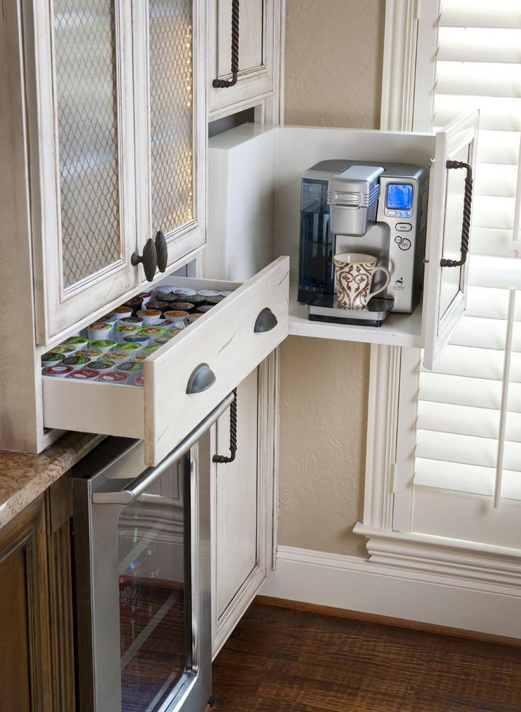Coffee Station House Home Pinterest