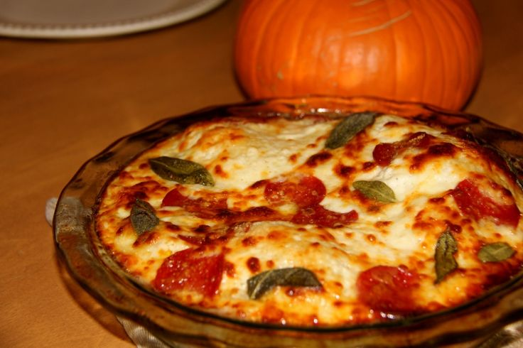 "Roasted Butternut Squash Lasagna - ""Creamy roasted butternut squash ..."