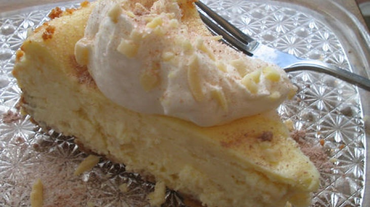 Chestnut Cheesecake | Delicious & Decadant | Pinterest