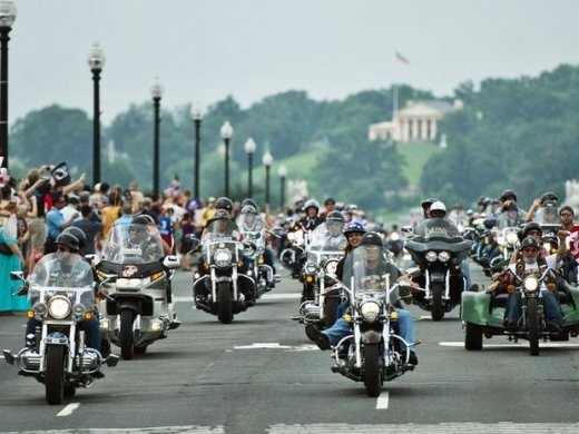 memorial day ride in dc