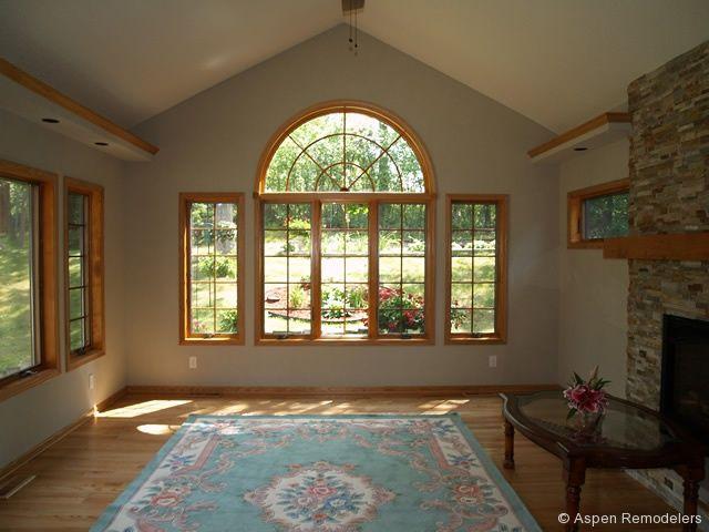 Big Window Porch Project Pinterest