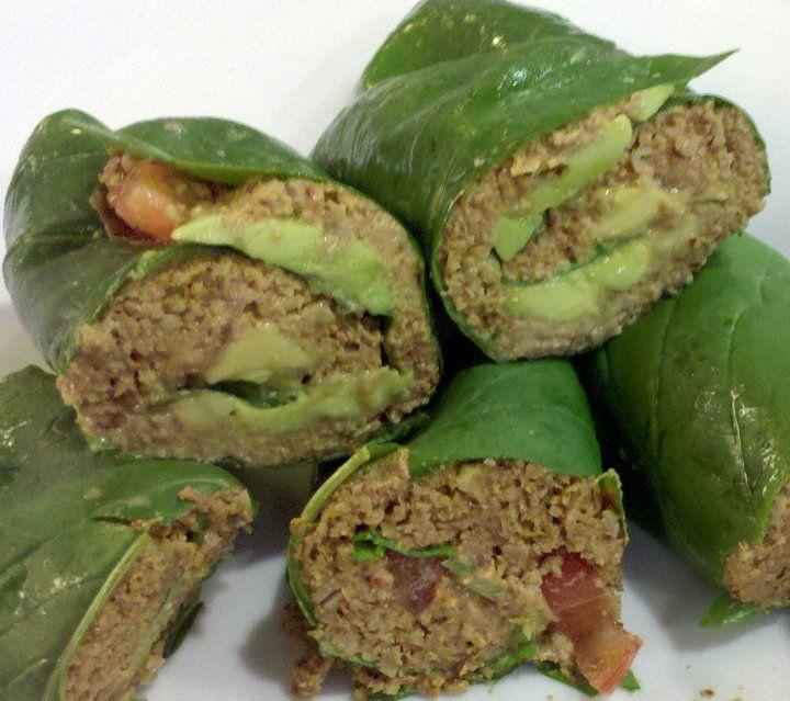 vegan tacos