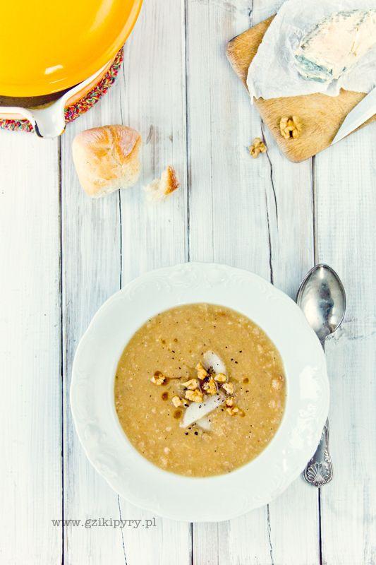 Roasted Celery Soup | Yummy :)) | Pinterest