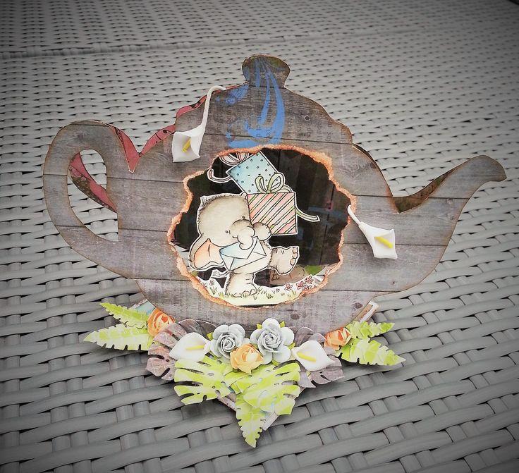 Noor! Design stans bladeren 6002/0332 door Joyce Martens