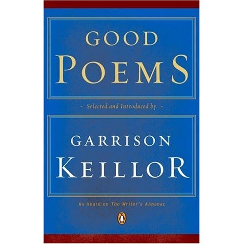 Keillor Good Poems 54 kb Jpeg Good Poems