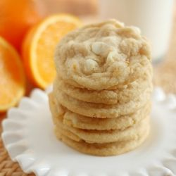 Orange & Cream Cookies | Sweets for the Sweet Tooth | Pinterest