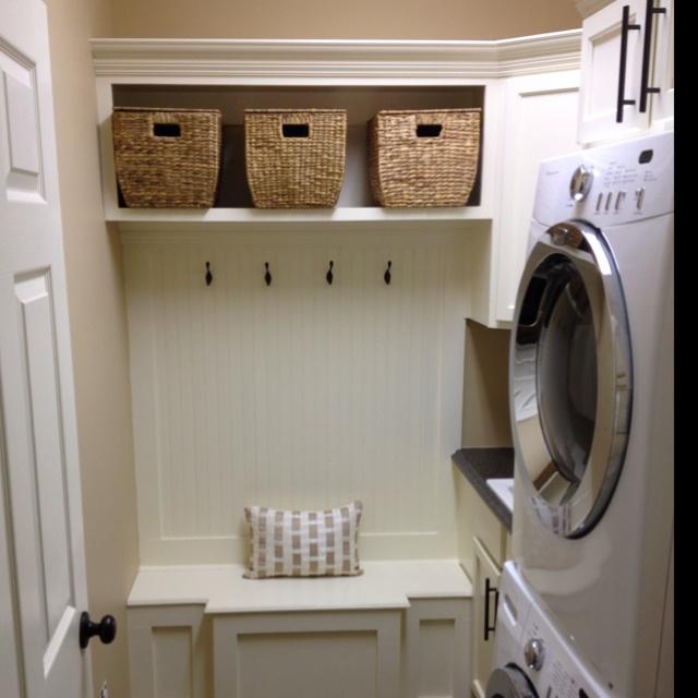 Custom Laundry Room Cabinets And Locker Diy Ideas