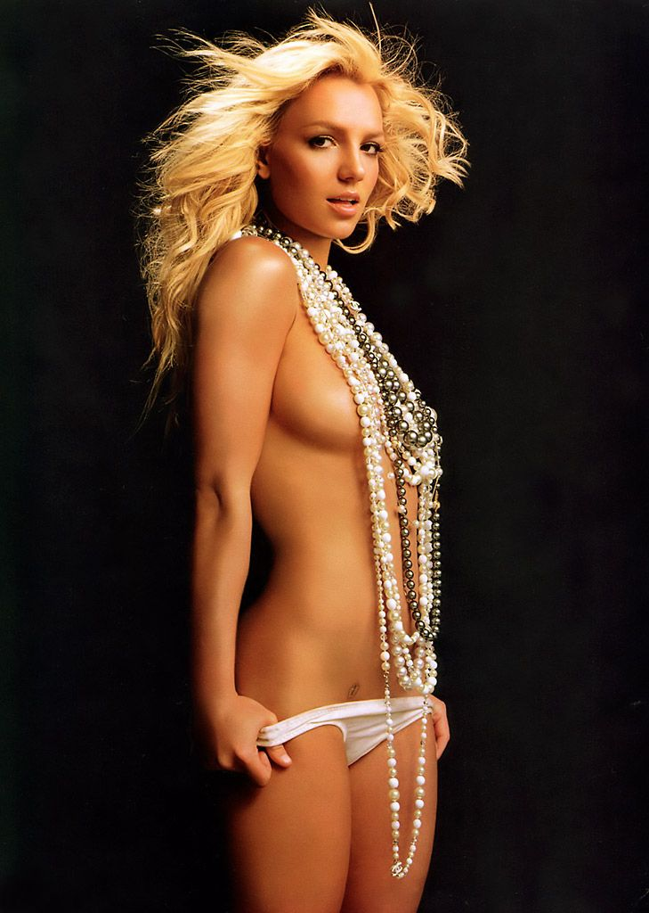 Unforgettable Britney photo shoot!