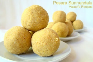 Moong dal laddoo | The Sweet Tooth & Savoury Bakes | Pinterest