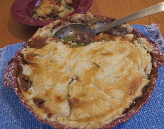 Beef Pot Pie | Gluten Free | Pinterest